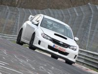 2011 Subaru WRX STI 4-door at Nurburgring, 16 of 17