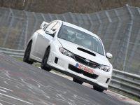 2011 Subaru WRX STI 4-door at Nurburgring, 16 of 17