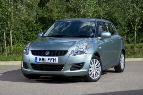 2011 Suzuki Swift DDiS Цена - £12 890