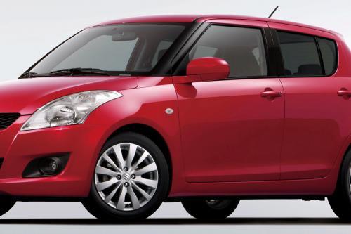 2011 Suzuki Swift поступит в продажу в Великобритании