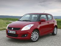 2011 Suzuki Swift, 7 of 8