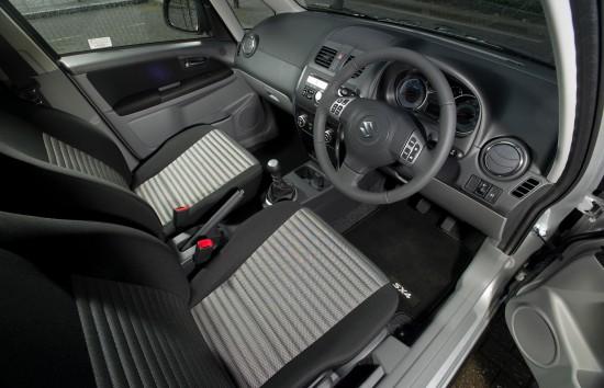 Suzuki SX4-A X-OVER