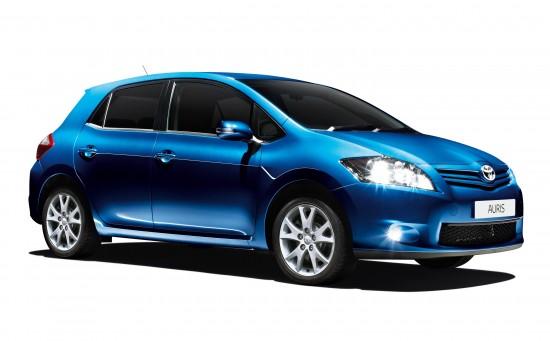 Toyota Auris Edition