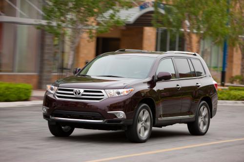 2011 Toyota Highlander - цены и характеристики