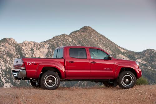 2011 Toyota Tacoma получает TRD TX и TX Pro пакеты