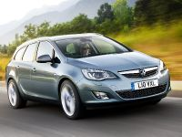 2011 Vauxhall Astra Sports Tourer, 5 of 11