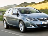 2011 Vauxhall Astra Sports Tourer, 6 of 11