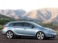 2011 Vauxhall Astra Sports Tourer, 8 of 11