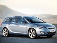 2011 Vauxhall Astra Sports Tourer, 9 of 11