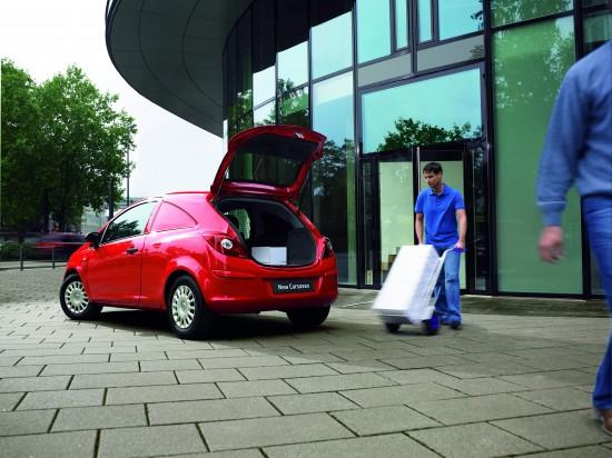Vauxhall Corsavan EcoFlex