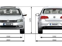 2011 Volkswagen Passat, 40 of 41