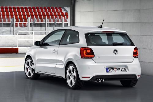 2011 Volkswagen Polo GTI открыл