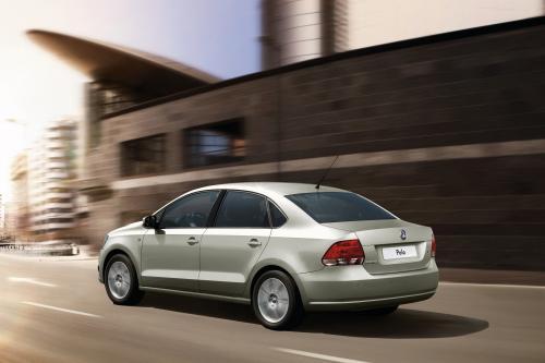 Российской постройки 2011 Volkswagen Polo седан дебютирует