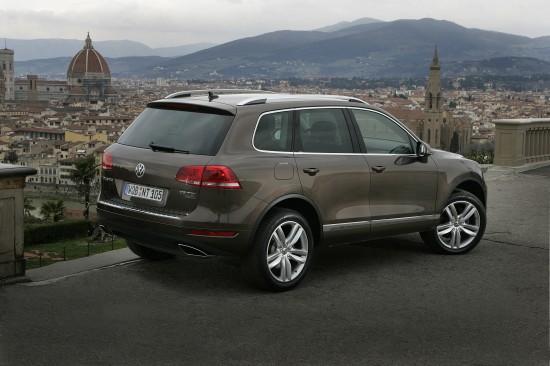 Volkswagen Touareg 3.0 TDI Clean Diesel