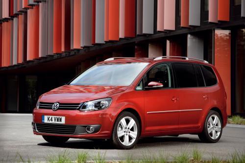2011 Volkswagen Touran MPV - отличный выбор