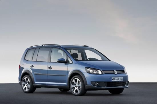 VW CrossTouran