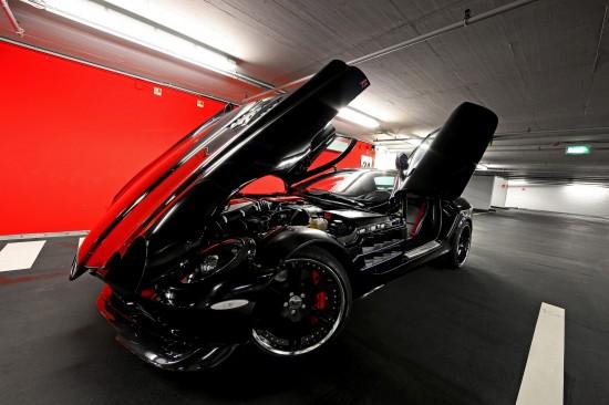 Wheelsandmore Mc Laren Mercedes SLR 722 Epochal