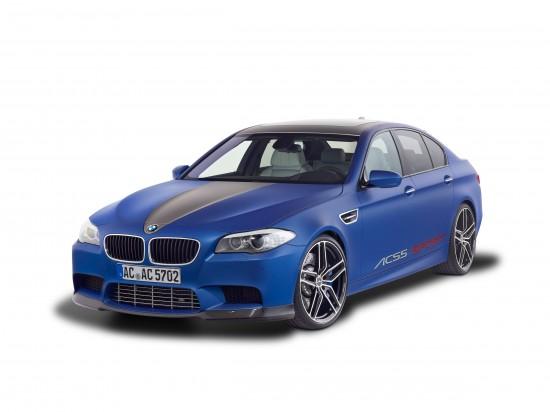 AC Schnitzer BMW M5 Saloon