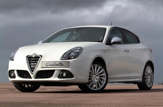 Alfa Romeo Giulietta 1.6 JTDm