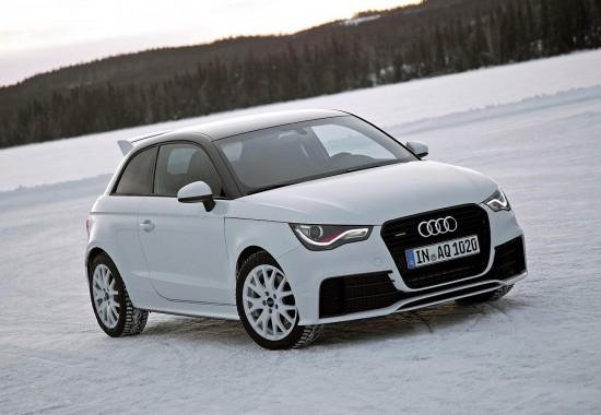 Audi A1 Quattro Limited Edition