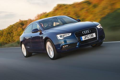 2012 Audi A5 Sportback 2.0 TDIe - Цена £27 320