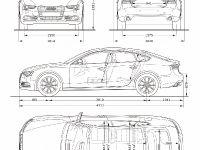 2012 Audi A5 Sportback, 18 of 19