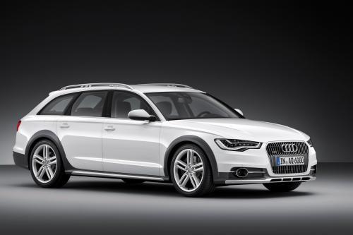 2012 Audi A6 Allroad Quattro - Цена €54 600