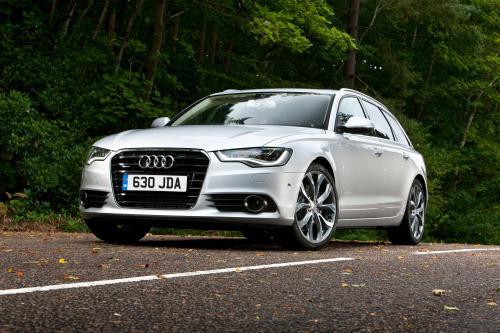 2012 Audi A6 Avant 3.0 BiTDI Quattro - Цена £45 650