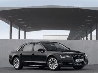 2012 Audi A8 Hybrid - production version, 1 of 42