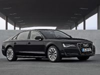 2012 Audi A8 Hybrid - production version, 2 of 42