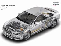 2012 Audi A8 Hybrid - production version, 17 of 42