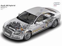 2012 Audi A8 Hybrid - production version, 17 of 42
