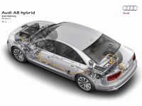 2012 Audi A8 Hybrid - production version, 19 of 42