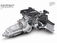 2012 Audi A8 Hybrid - production version, 24 of 42