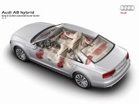 2012 Audi A8 Hybrid - production version, 26 of 42