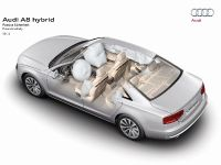 2012 Audi A8 Hybrid - production version, 27 of 42