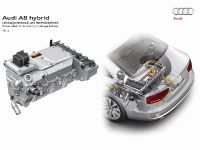 2012 Audi A8 Hybrid - production version, 30 of 42