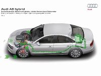 2012 Audi A8 Hybrid - production version, 40 of 42