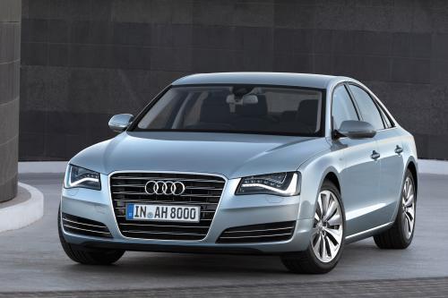 Audi Подтверждает A8 Hybrid Для Серийного Производства