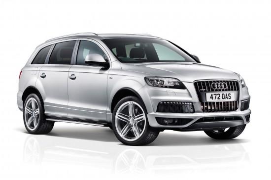 Audi Q7 3.0 TDI S Line Plus - 204PS