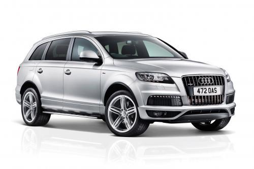 2012 Audi Q7 3.0 TDI S Line Plus - 204PS