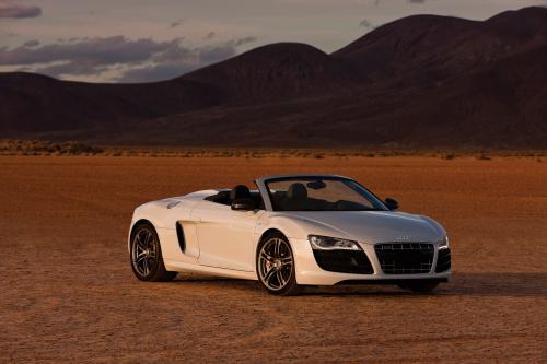 Audi R8 GT Spyder Цена - $210,000