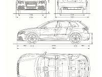 2012 Audi RS3 Sportback, 39 of 49