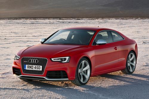 2012 Audi RS5 - Великобритании по цене £58 725 OTR