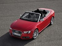 2012 Audi S5 Cabriolet, 7 of 24