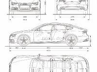 2012 Audi S5 Sportback, 25 of 25