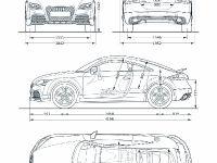 2012 Audi TT-RS, 50 of 54