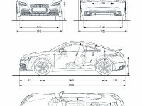 2012 Audi TT-RS, 54 of 54
