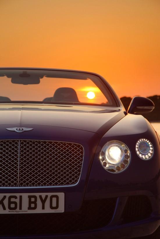 Bentley Continental GTC US