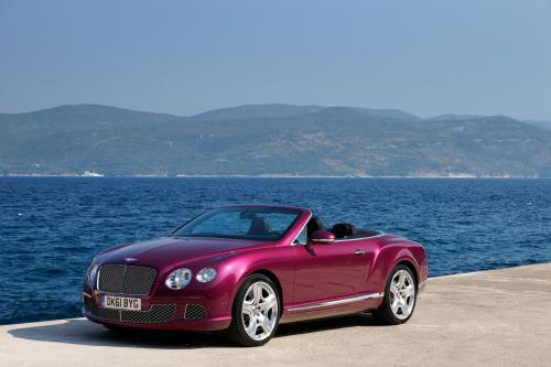 2012 Bentley Continental GTC нас Цена - $212 800